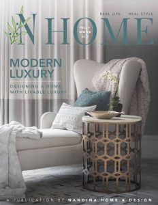 Nandina Home Magazine - Fall 2017 Edition