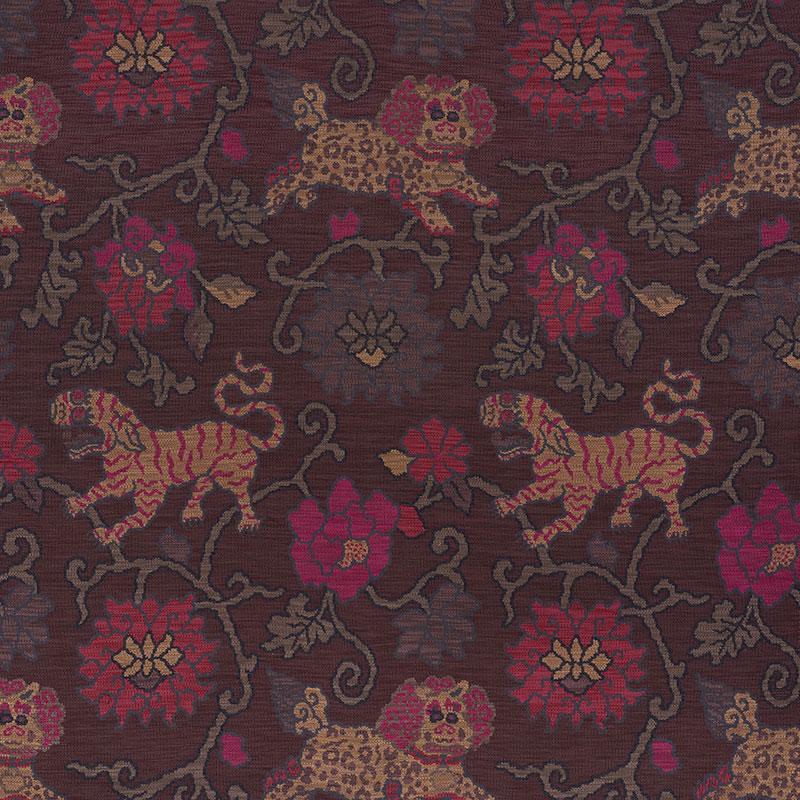 Schumacher Khotan Weave Fabric