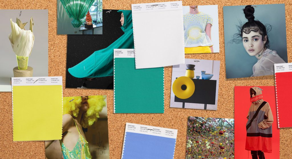 Pantone Fashion Color Trend Report New York Spring 2018 Article