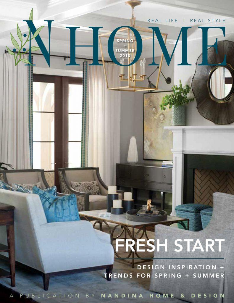 N Home Magazine Spring Summer 2018 Nandina