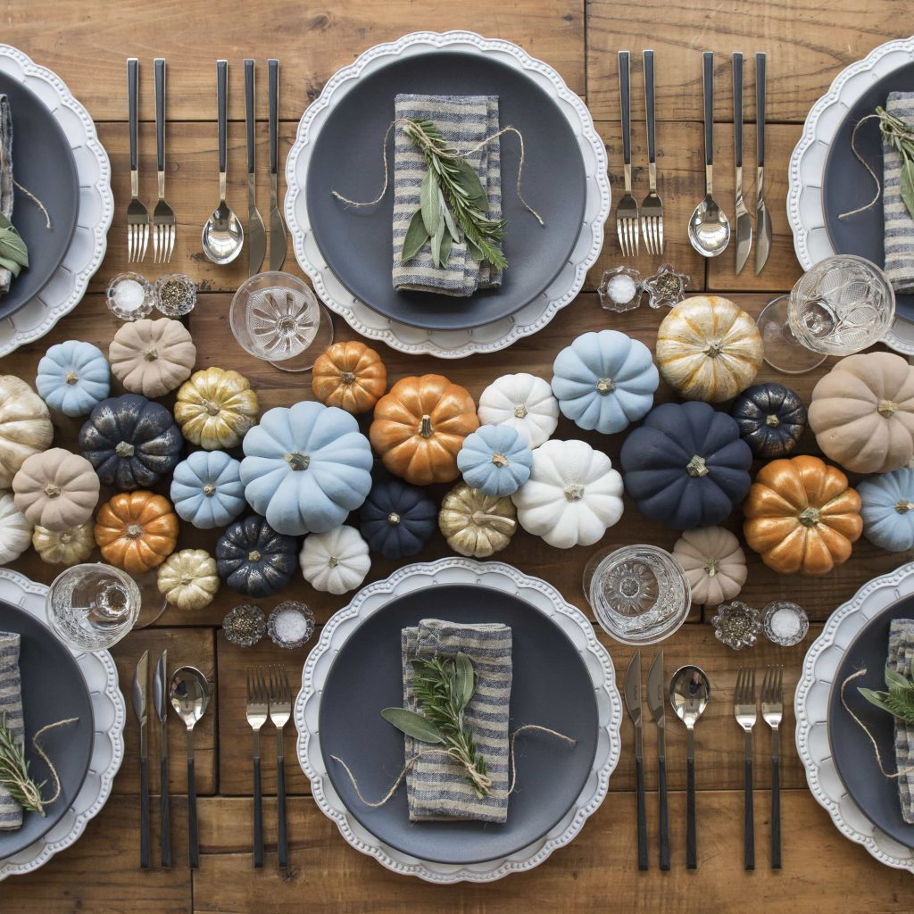 Start Prepping For November With These Thanksgiving Decorating Ideas 6