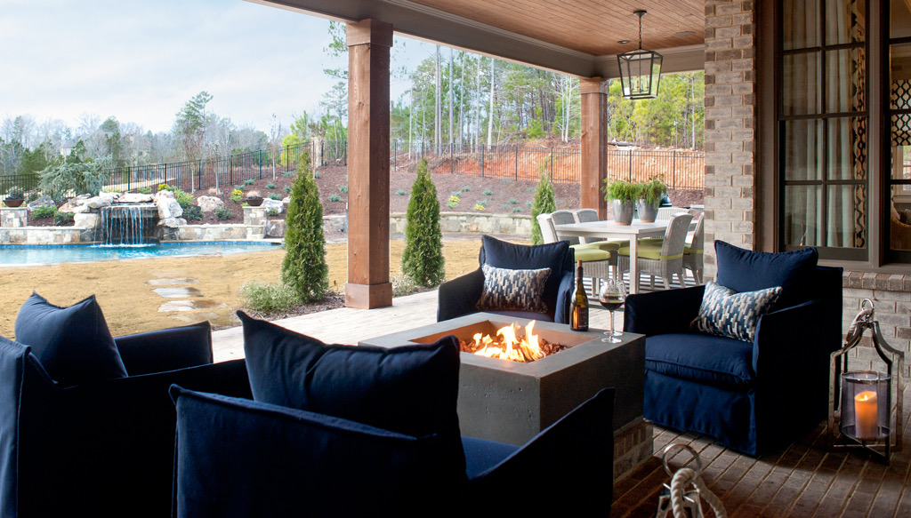 Our Top Five Tips for a Well Designed Outdoor Space