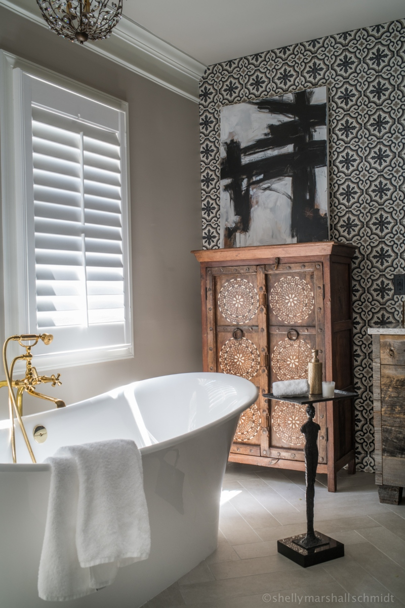 Love Design by John Ishmael of Nandina Home - Atlanta   Photography by Shelly Schmidt Photography