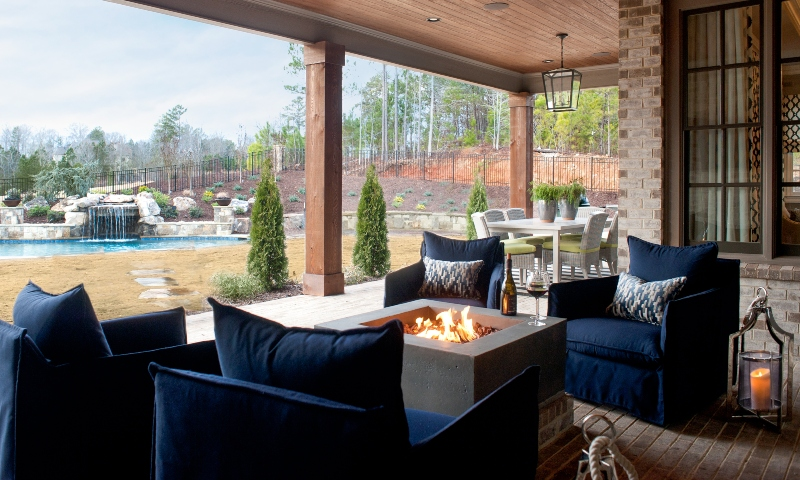 love outdoor space designed by john ishmael of nandina home and design atlanta