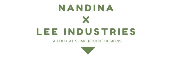 Nandina Designs featuring Lee Industries