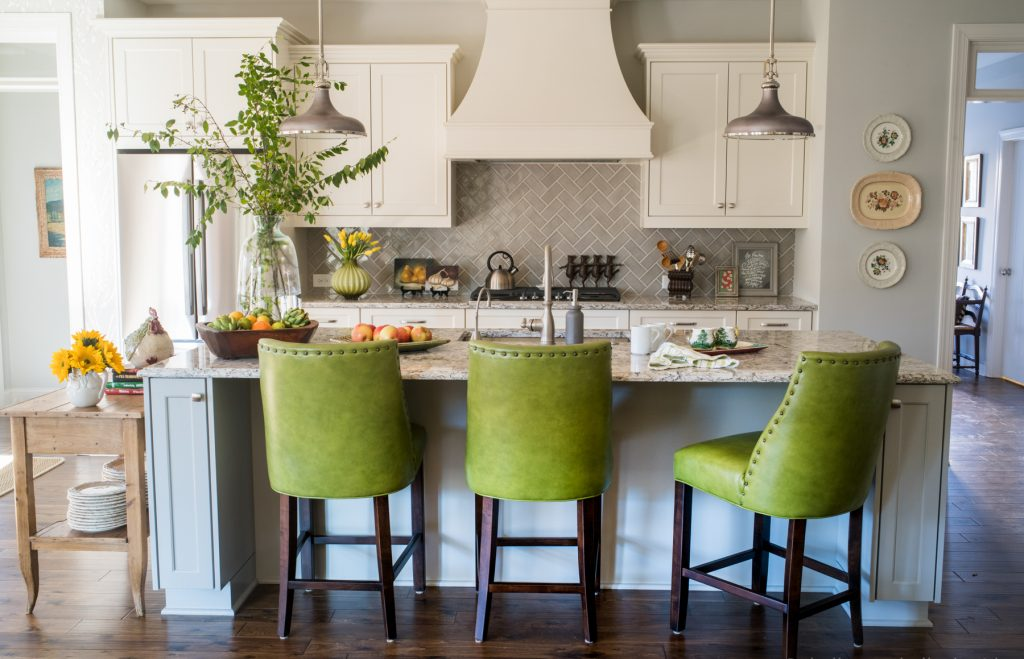 Kitchen Design by Jessie LaFalce of Nandina Home and Design