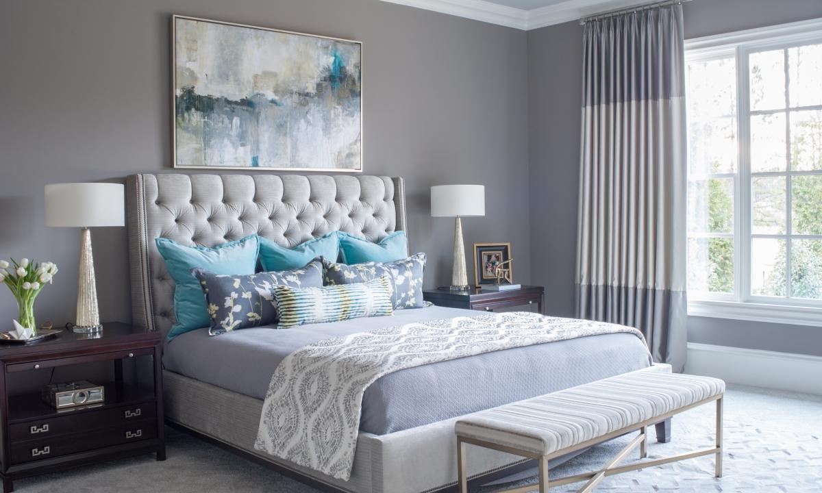 Design by Artist John Ishmael of Nandina Home and Design in Atlanta, GA