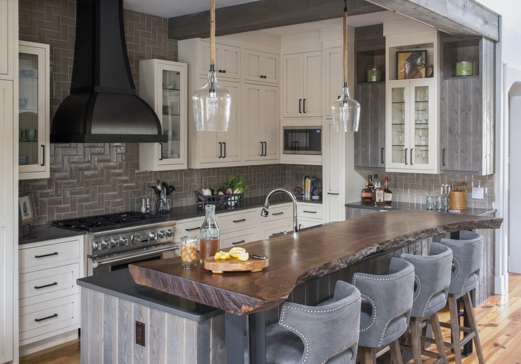Kitchen Designed by Michele Merritt of Nandina Home and Design