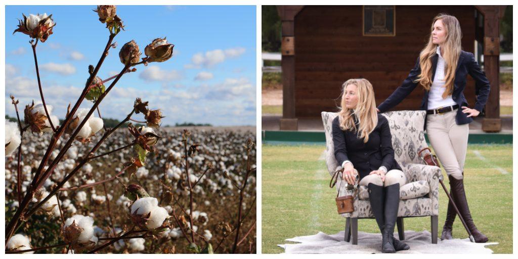 Outside Rein - Cotton Fields