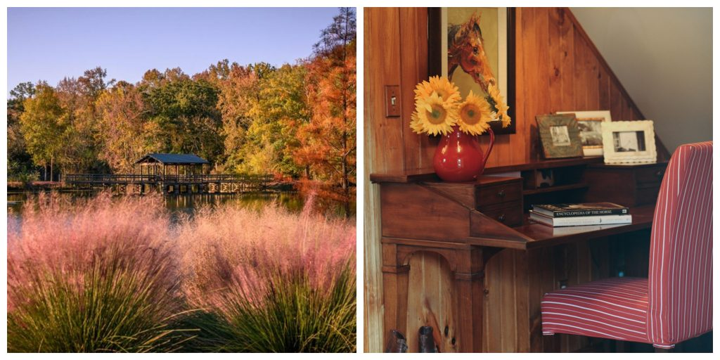 Fall Interiors - Red