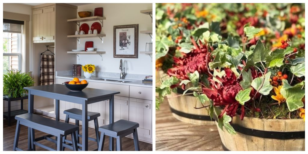 Fall Interiors - Stable View Florals