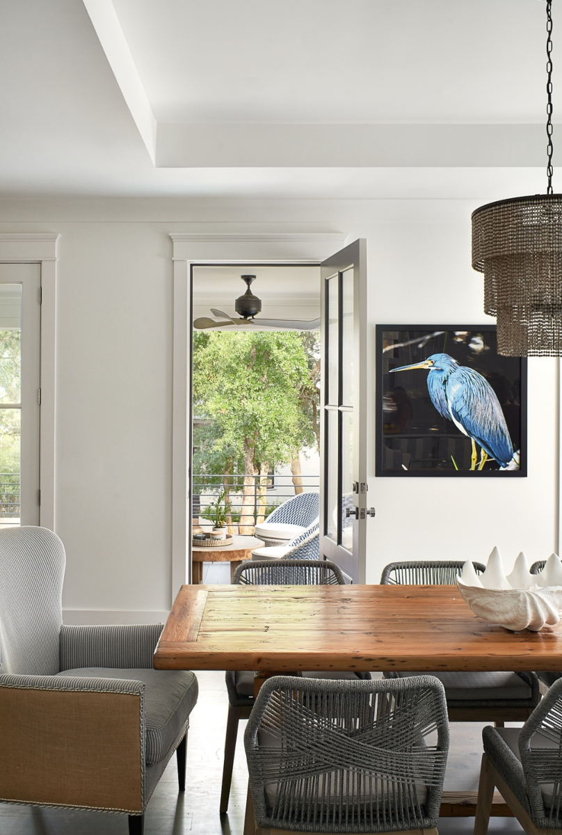 Living by the Water Design by Sue Shannon of Nandina Home and Design Aiken