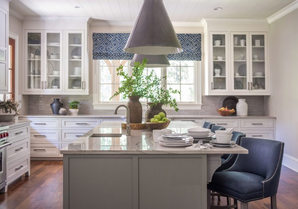 Kitchen Design by Susan Victor of Nandina Home and Design