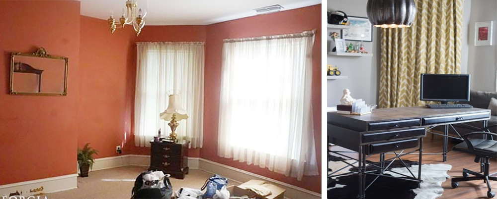 Before & After: Historic Victorian