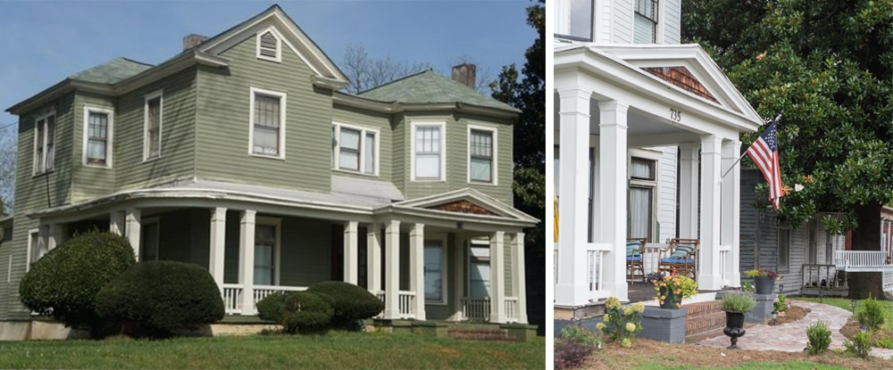 Before & After : Historic Victorian
