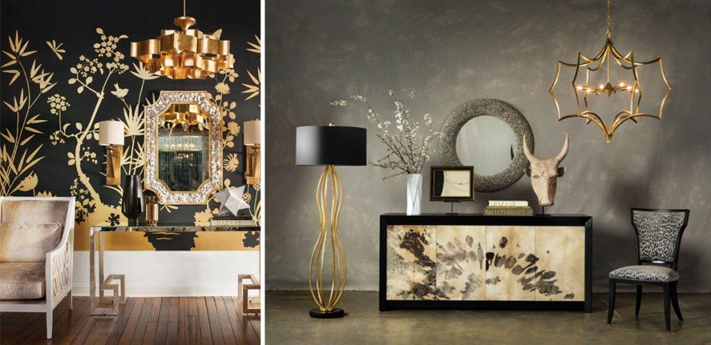 Currey-Co-Furniture-Nandina-Gold