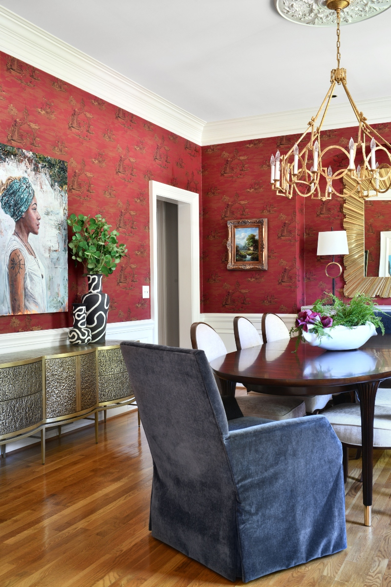 Love Design by Jessie LaFalce of Nandina Home - Atlanta   Photography by Shelly Schmidt Photography