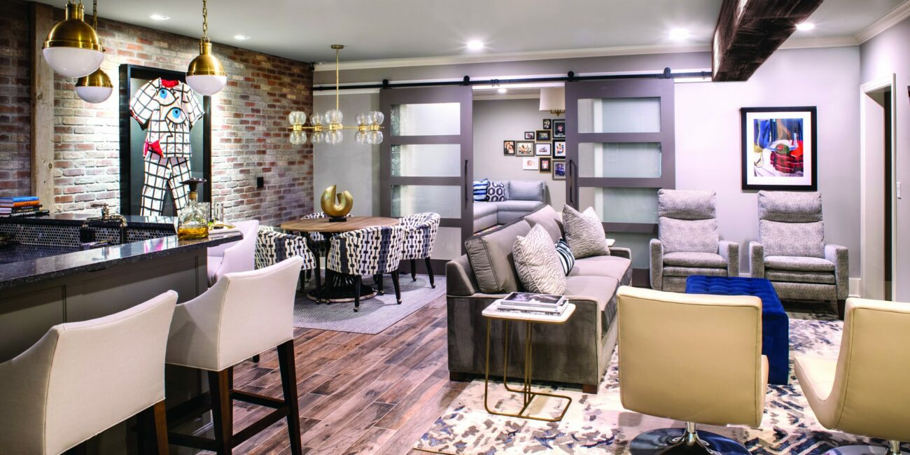 Basic Build to Custom Family Home (John Ishmael)