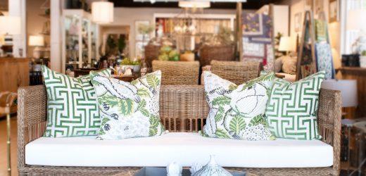 aiken interior design showroom