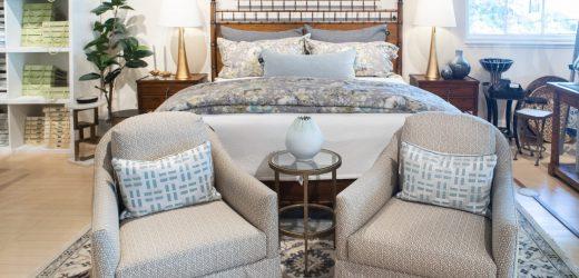 bedroom interior design in aiken, sc