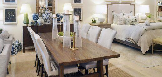 aiken, sc interior design dining table