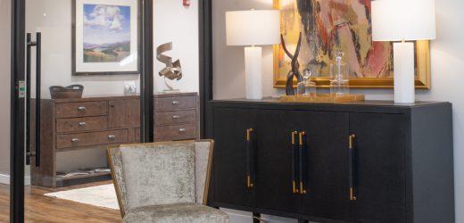greenville interior design studio den