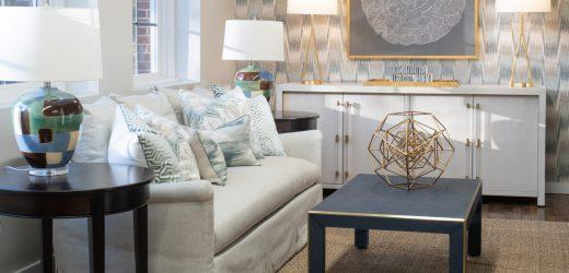 greenville sc interior design studio couch and table