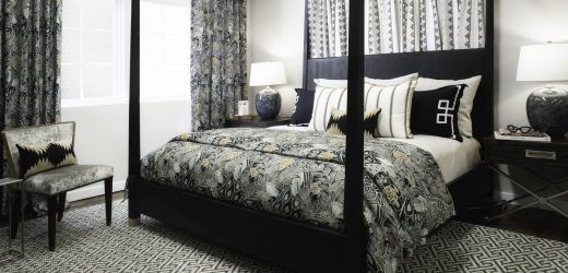 greenville interior design showroom bedroom
