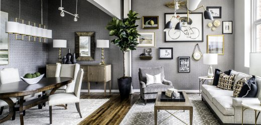 greenville interior design showroom living and dining