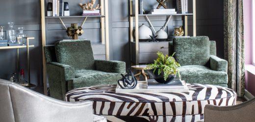 atlanta interior design showroom display